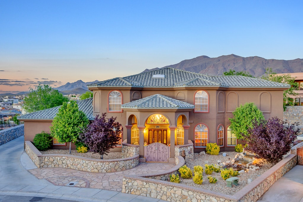 West El Paso Residential Photography